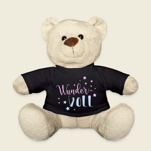Wunder-VOLL Voller Wunder wundervoll - Teddy