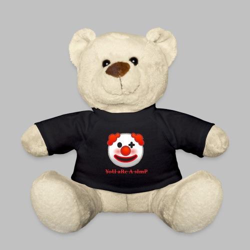 Clown Emoji - Teddy