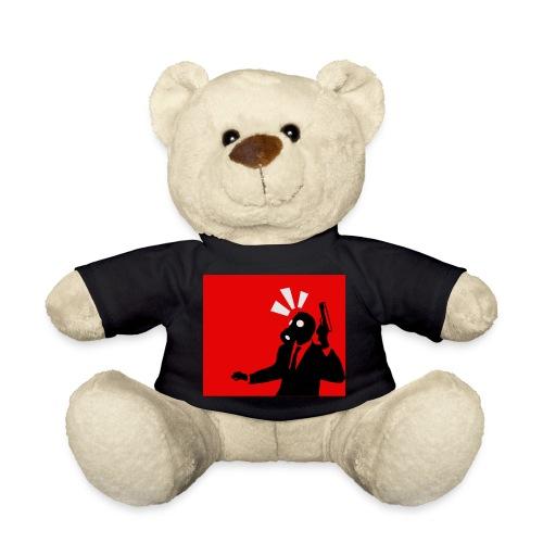 Gasmask - Teddy Bear