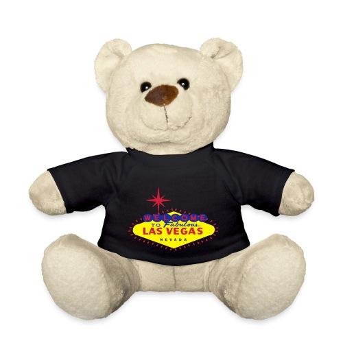 Create your own Las Vegas t-shirt or souvenirs - Teddy Bear