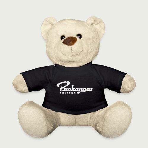 RuokangasGuitars white - Teddy Bear