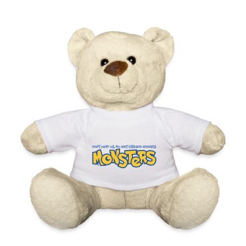 Monsters - Teddy Bear
