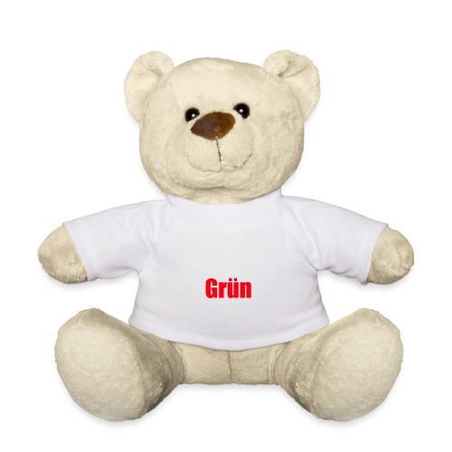 Grün - Teddy
