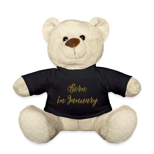 Born in - Teddy