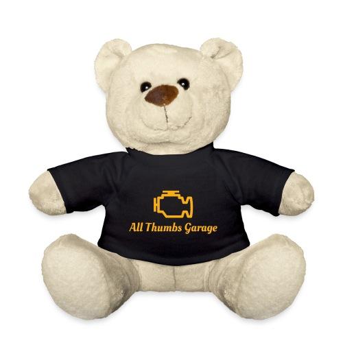 ATG logo + text - Teddy Bear