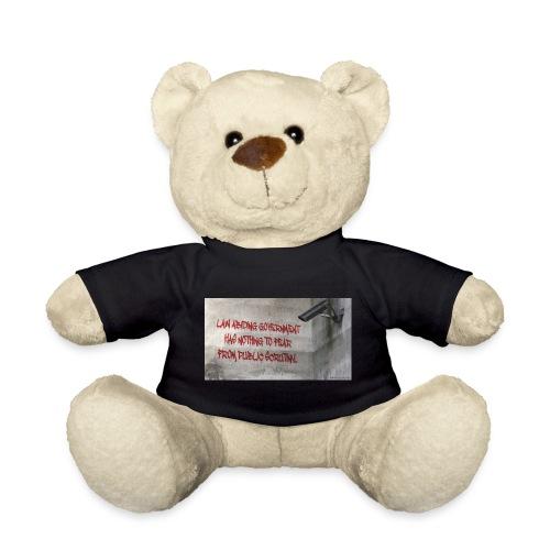 Nothing to Fear - Teddy Bear