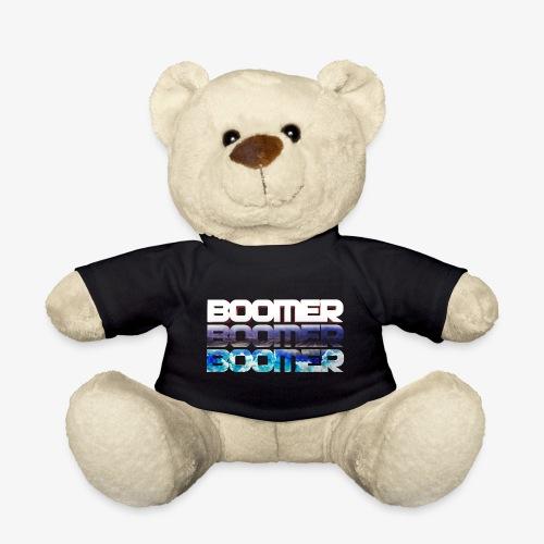 TRIPLE BOOMER - Teddy Bear