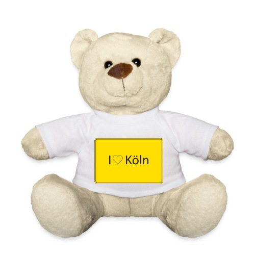 I love Köln - Teddy