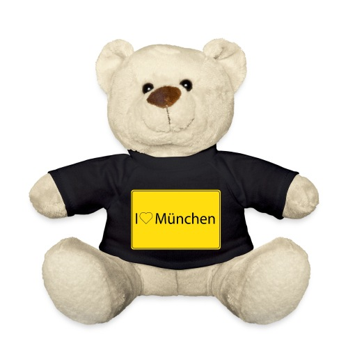 I love München - Teddy