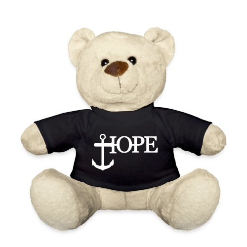 Hope Anker Anchor Hoffnung - Teddy