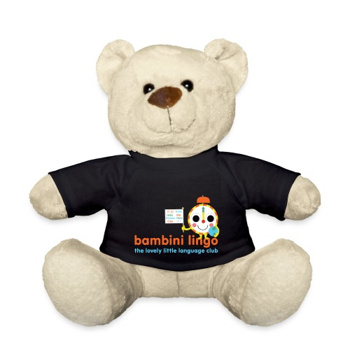 bambini lingo - the lovely little language club - Teddy Bear