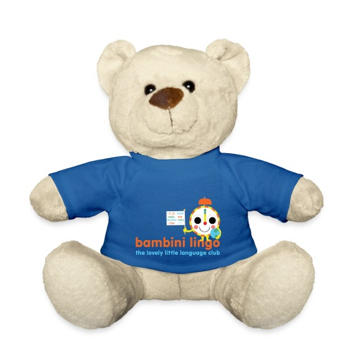 bambini lingo - the lovely little language club - Teddy Bear
