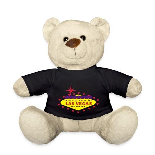 create your own las vegas wedding product - Teddy Bear