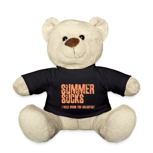 SUMMER SUCKS - Teddy Bear