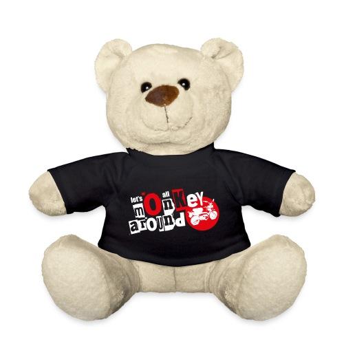 Monkey Around T-Shirt - Teddy Bear