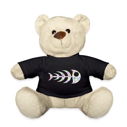 fish legs in rainbow colors - Teddy Bear