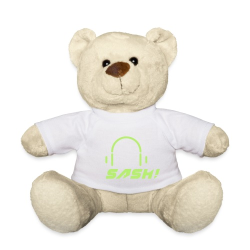 DJ SASH! - Headfone Beep - Teddy Bear
