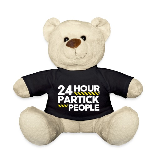 24 Hour Partick People - Teddy Bear