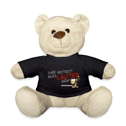 Protest-Äffchen1 - Teddy