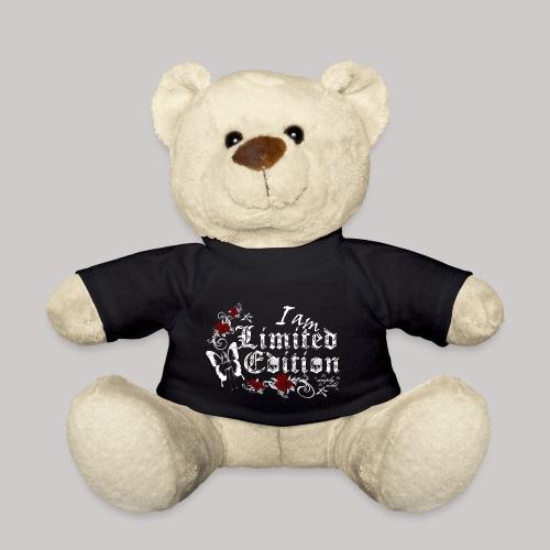 simply wild limited edition on black - Teddy