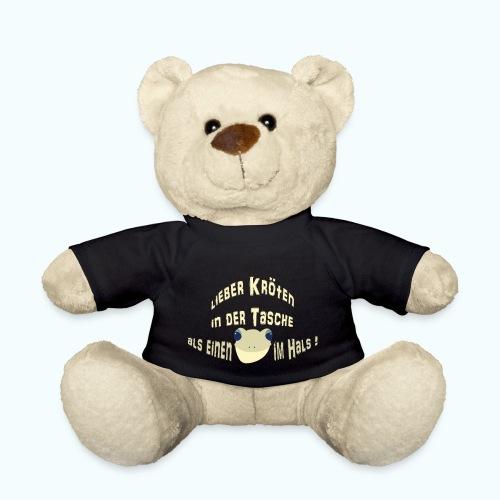 Lieber Kröten in der Tasche - Teddy Bear