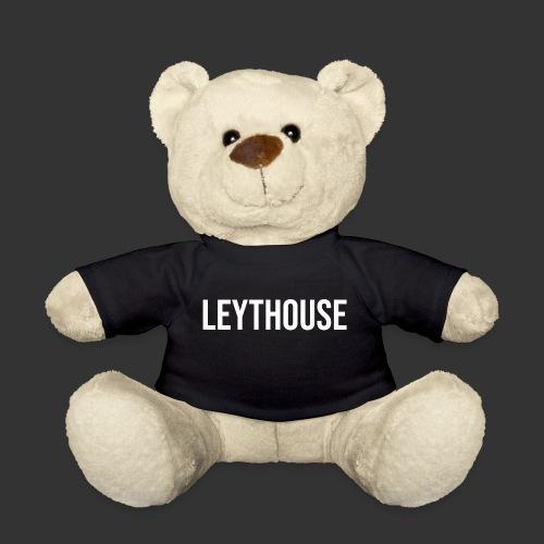 LEYTHOUSE main logo white - Teddy Bear