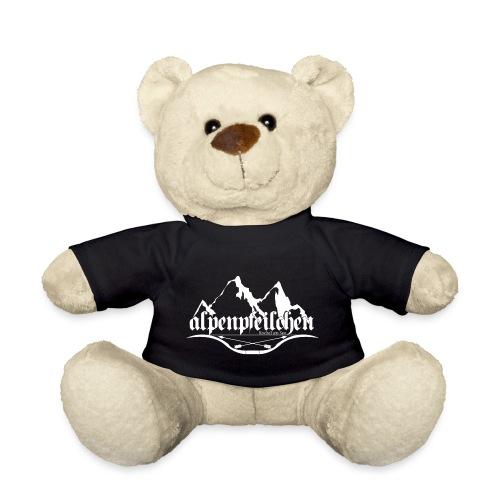 Alpenpfeilchen - Logo - white - Teddy