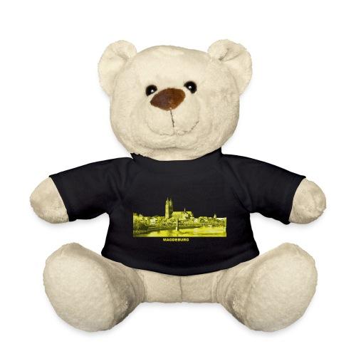 Magdeburg Dom Sachsen-Anhalt Deutschland Elbe - Teddy