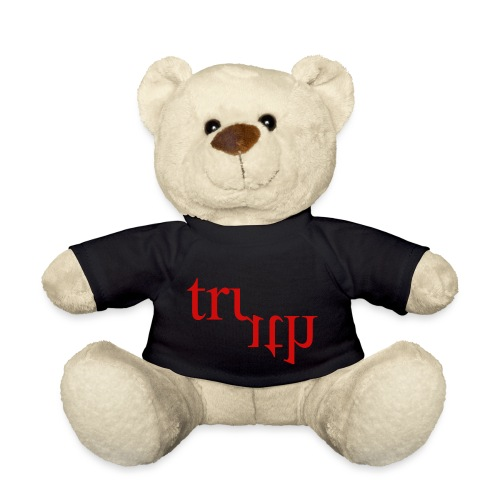 Twisted Truth Red - Teddy Bear