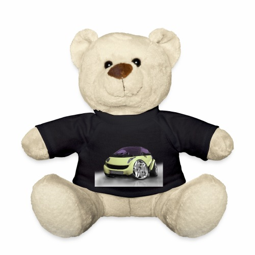 Smart, For two, Auto, Tuning, lustig - Teddy