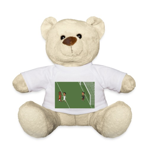 Backheel goal BG - Teddy Bear
