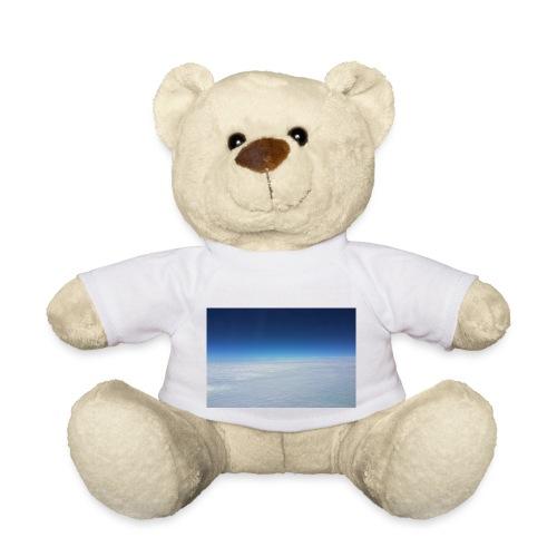 blauer Himmel, weiße Wolken - Flug über Australien - Teddy