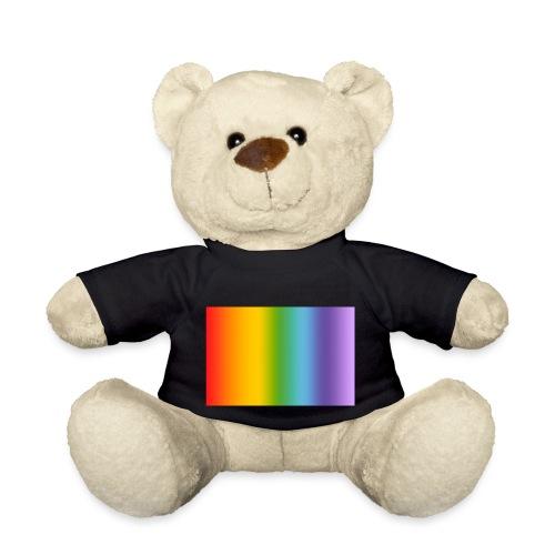 Hintergrund Regenbogen soft - Teddy