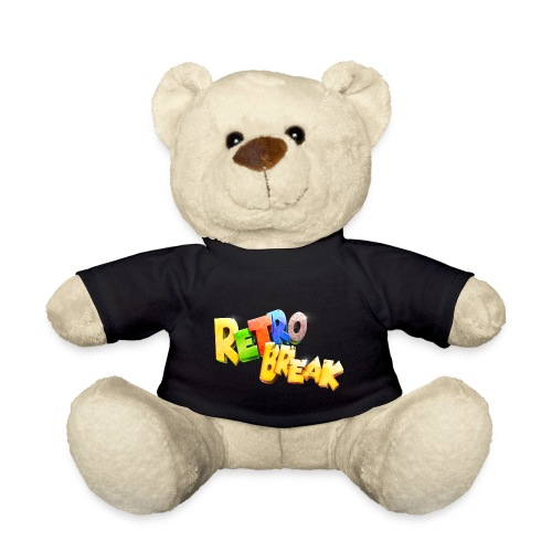 RetroBreak Logo - Teddy Bear
