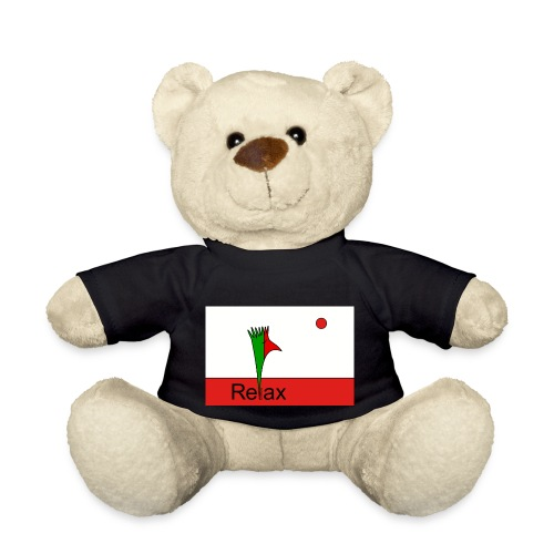 Galoloco - Relax (text) - 3:2 - Teddy Bear