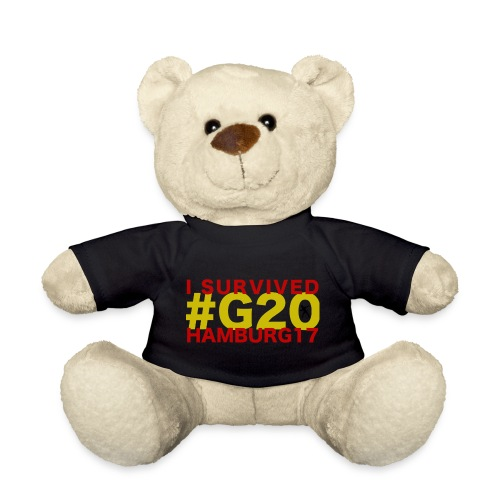 G20 transparent - Teddy