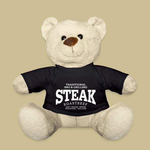 Steak (white) - Teddy