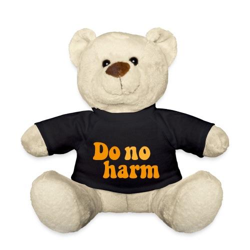 DoNoHarm - Nallebjörn