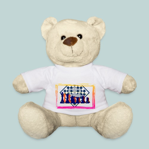 figurensatz_vor_brett - Teddy