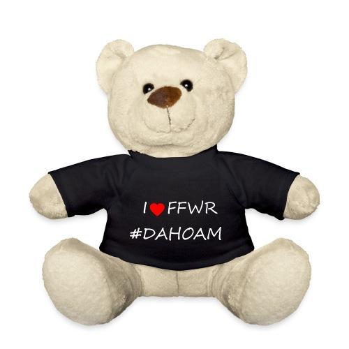 I ❤️ FFWR #DAHOAM - Teddy