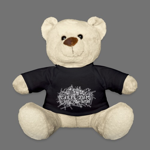 carpe diem (white) - Teddy Bear