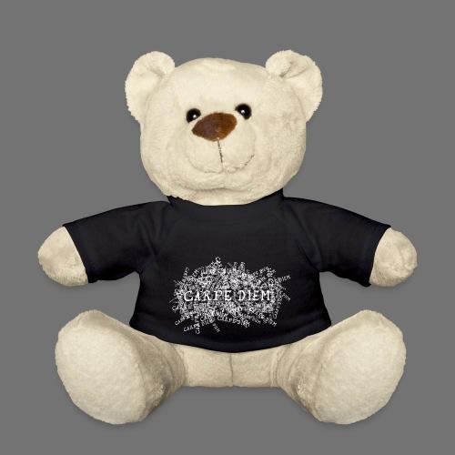 carpe diem (white) - Teddy