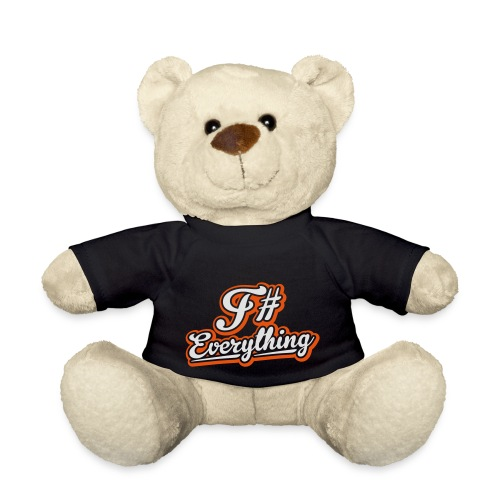 F# Everything - Teddy Bear