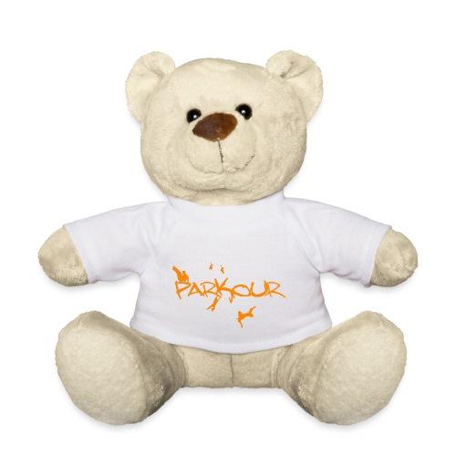 Parkour Orange - Teddybjørn