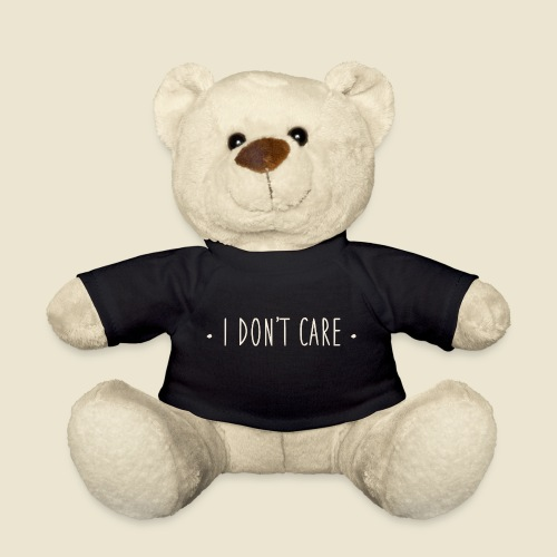 I don't care - Nounours