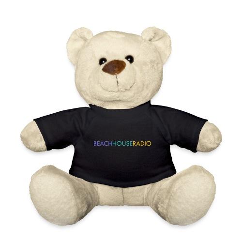 Beach House Radio Logo - Teddy Bear