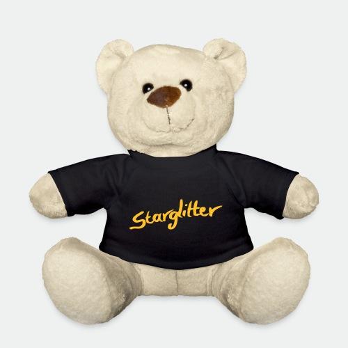 Starglitter - Lettering - Teddy Bear