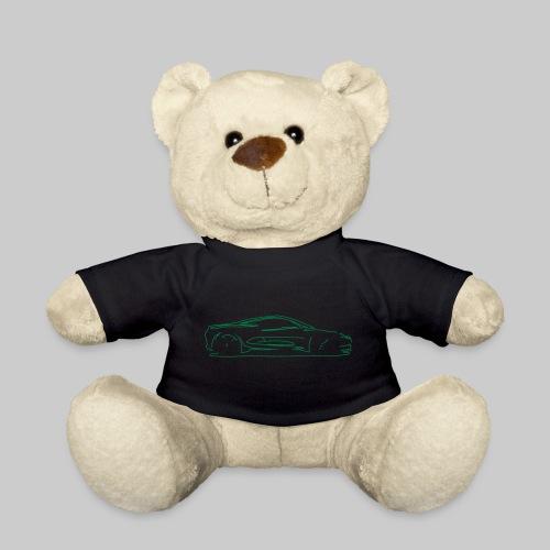 car sketch - Teddy Bear