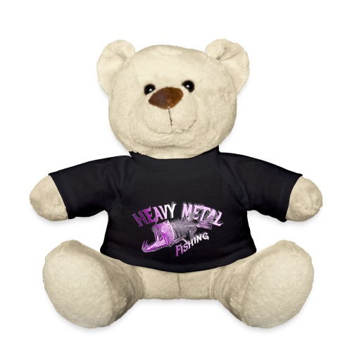 heavy metal pinklogo - Teddy