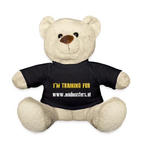 tshirt back - Teddy